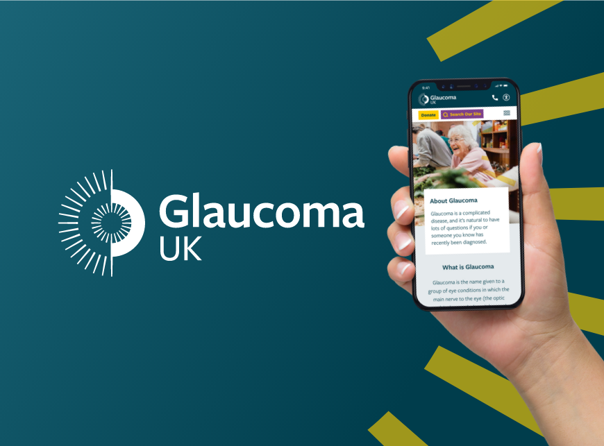 Glaucoma Website